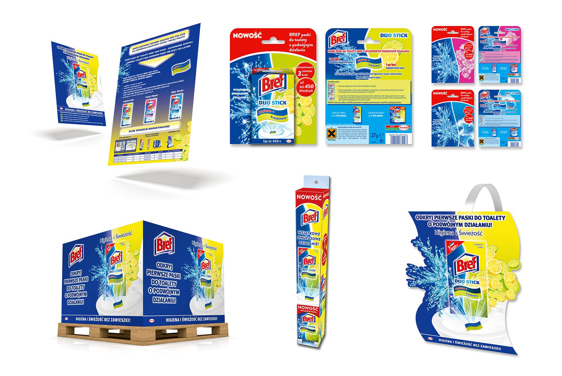 Posm design sofy posm design - Bref Support Btl Wobbler Sales Folder Pallet Wrapper Blistercard