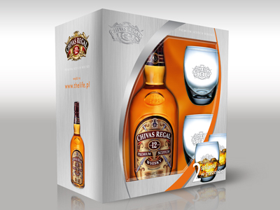 CHIVAS REGAL ON-PACK