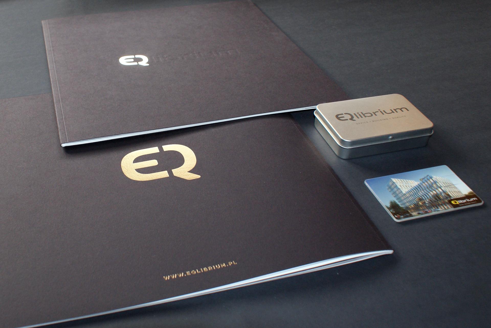 EQlibrium Office Development Branding