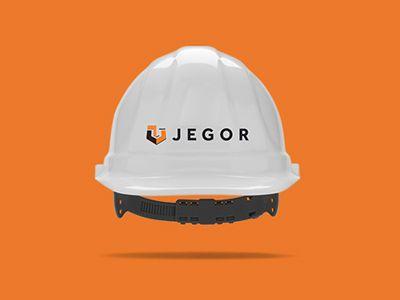 JEGOR building company branding