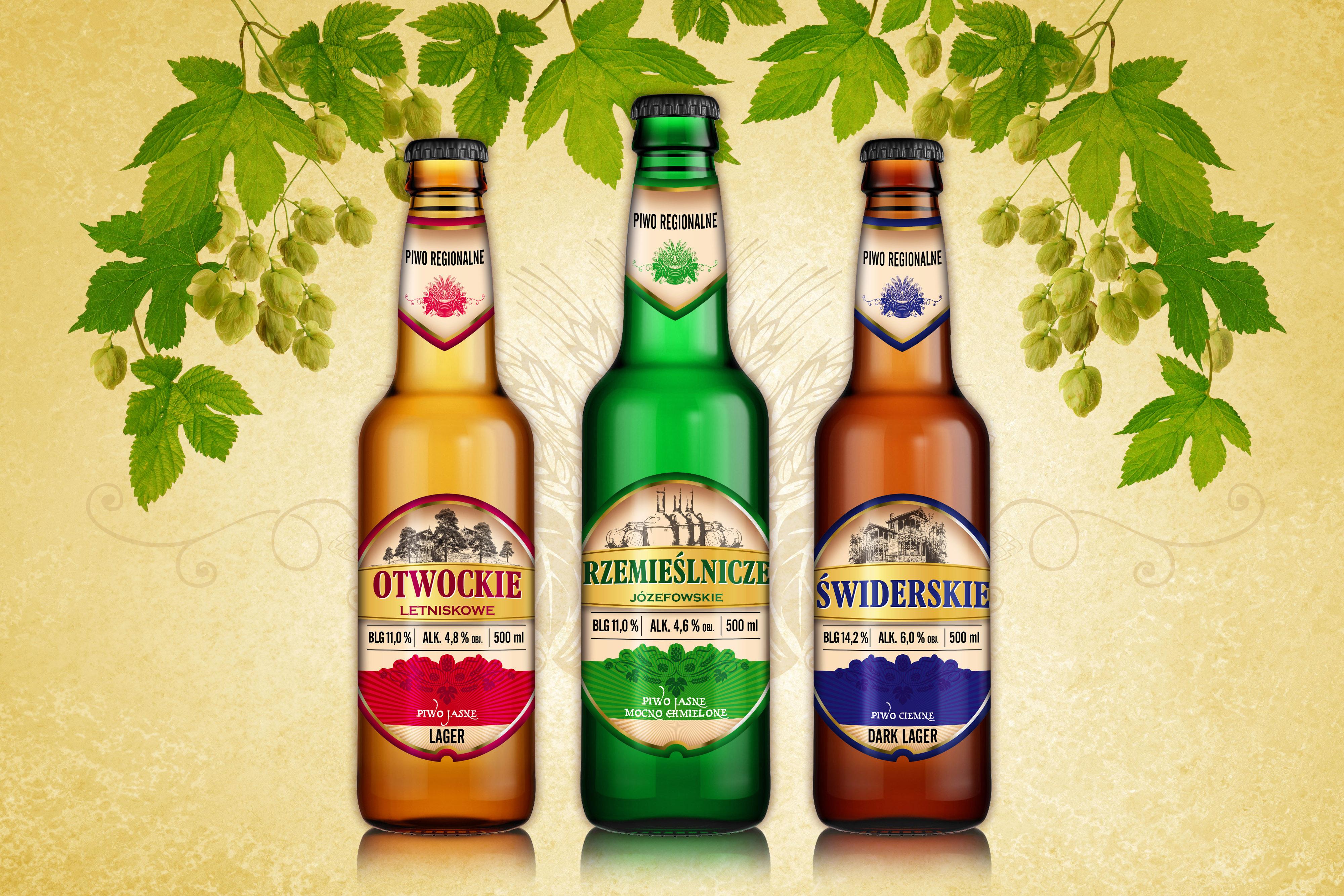 Piwo Otwockie Letniskowe