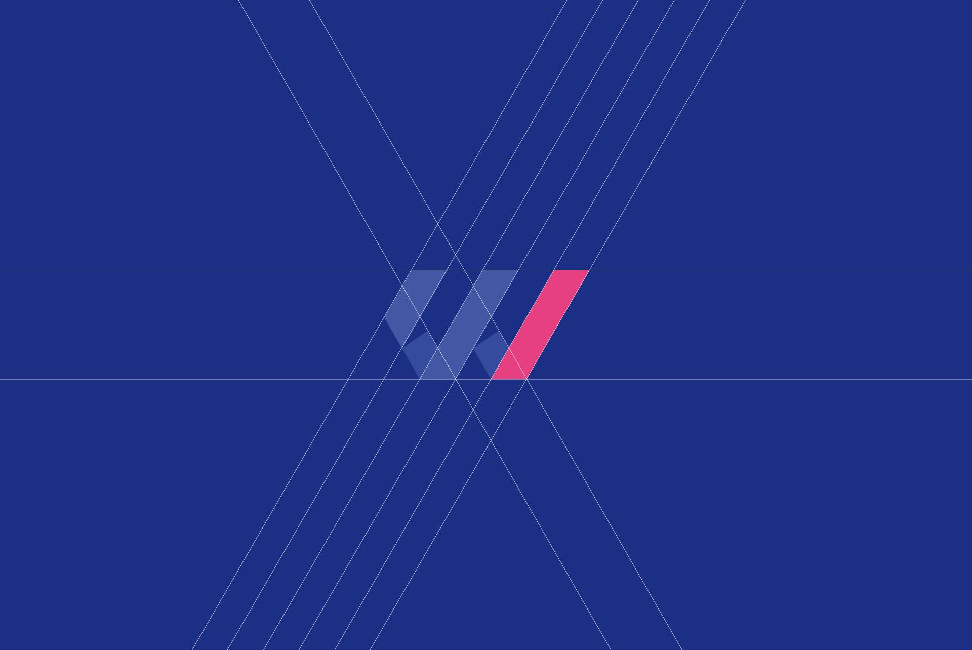 WEX Facility Management Branding Logo Sign W Symbol W