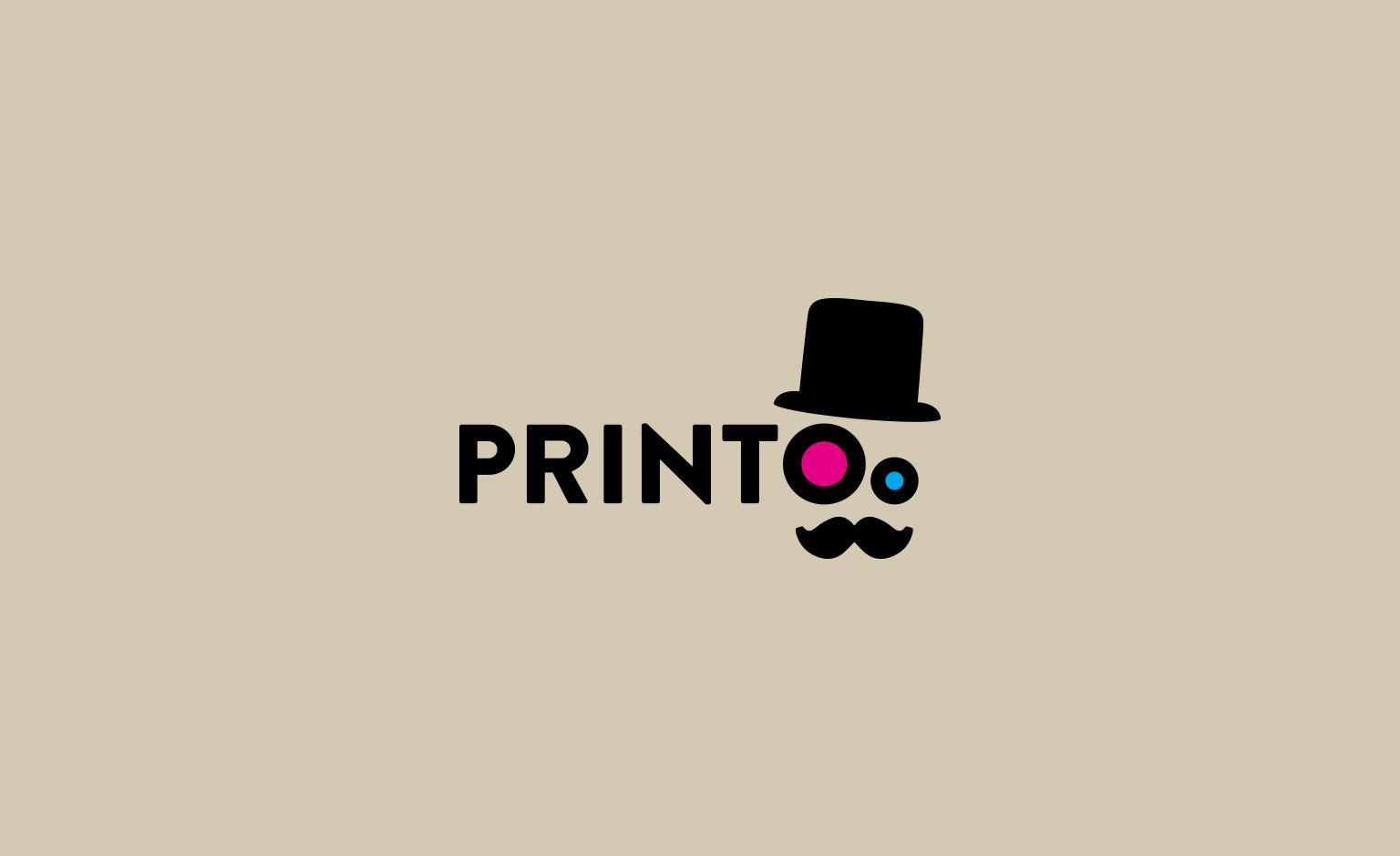 PrinToo Logo Design Awards Projekt Logo