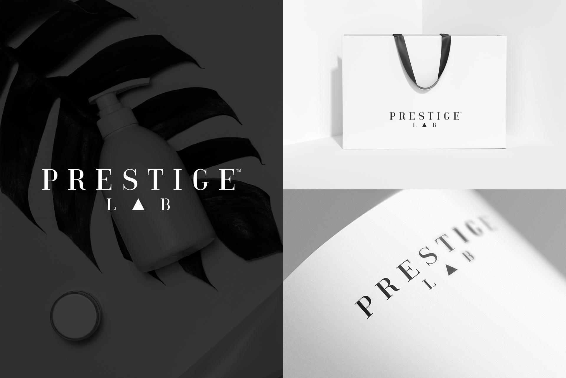 Branding Cosmetic Company Prestige Lab