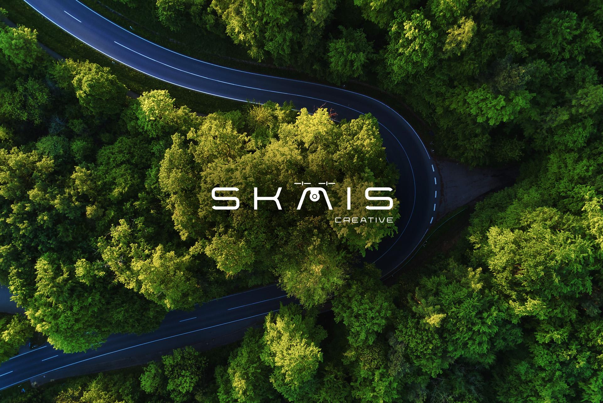 Drone Logo Corporate Identity