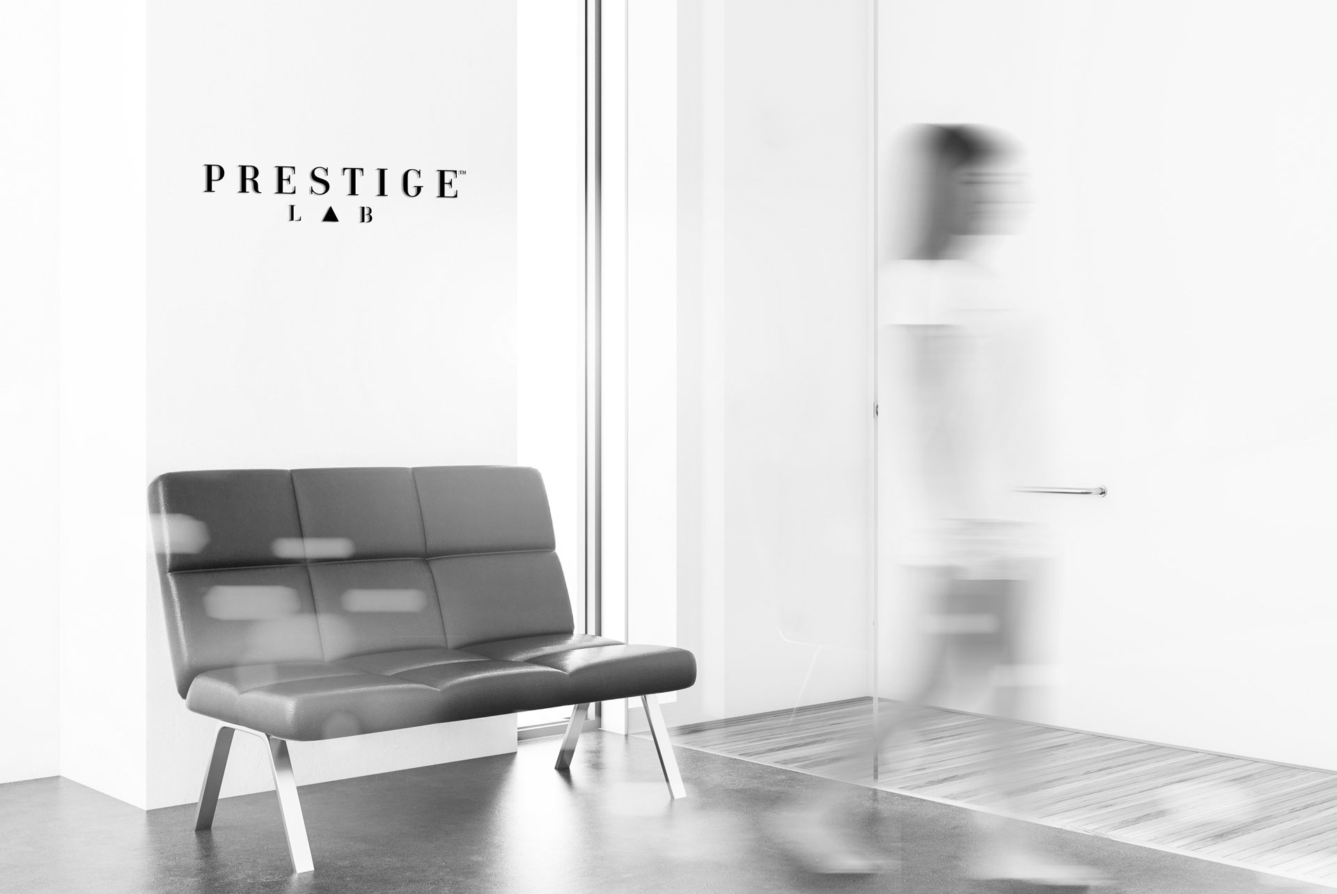 Logo Cosmetic Company Prestige Lab