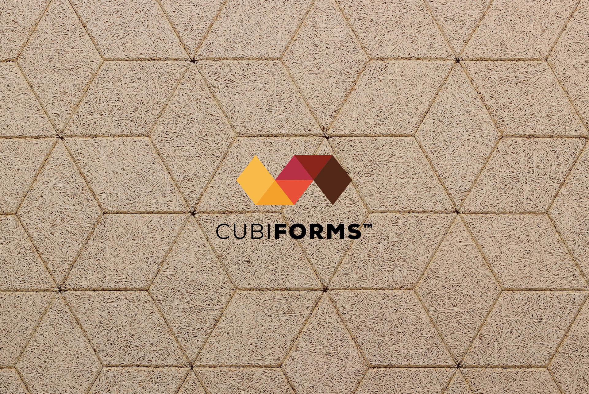 CubiForms Logo Panels