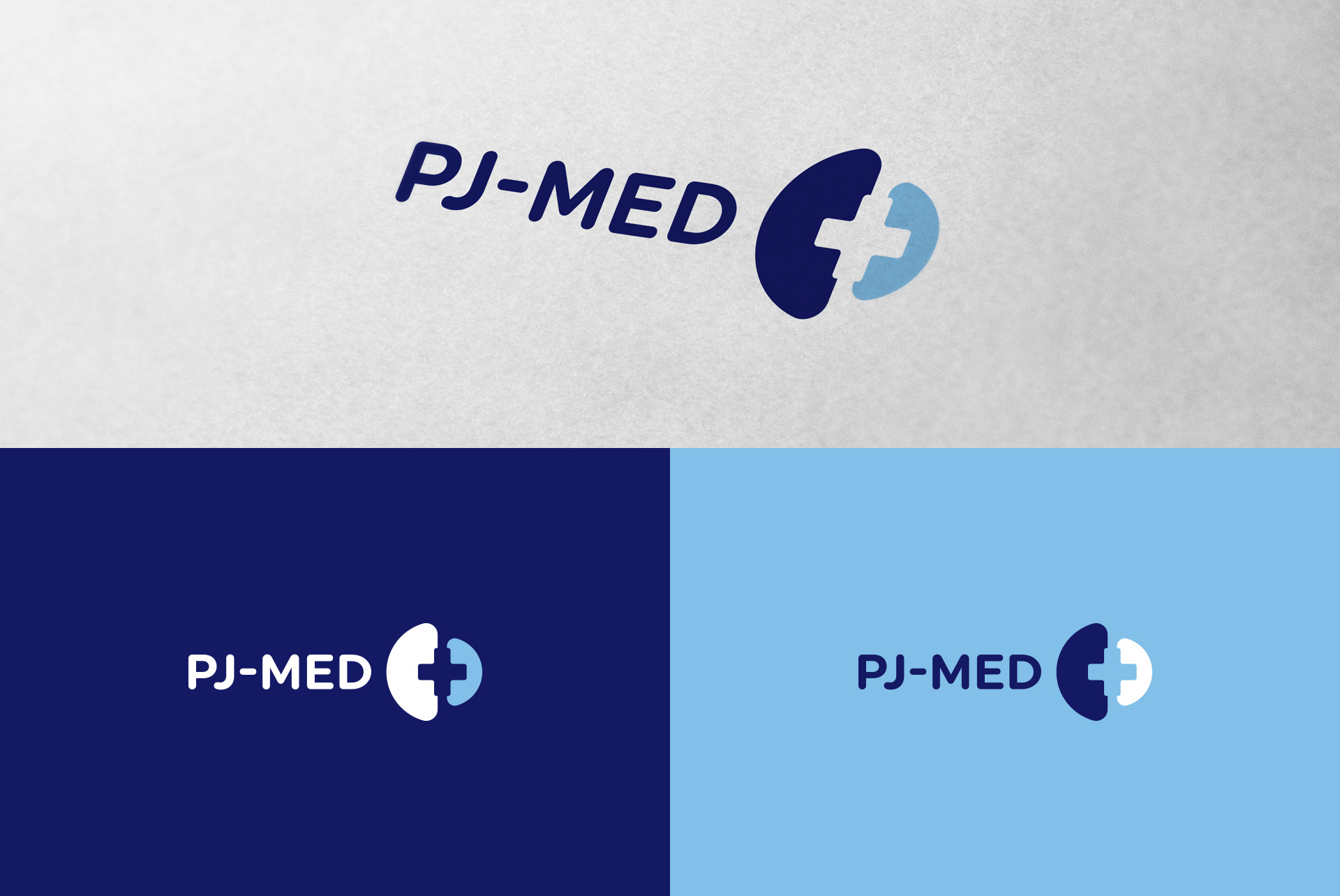 PJMED logo medical