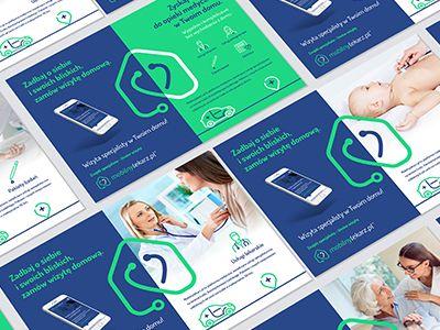 Identyfikacja Wizualna Mobilny Lekarz