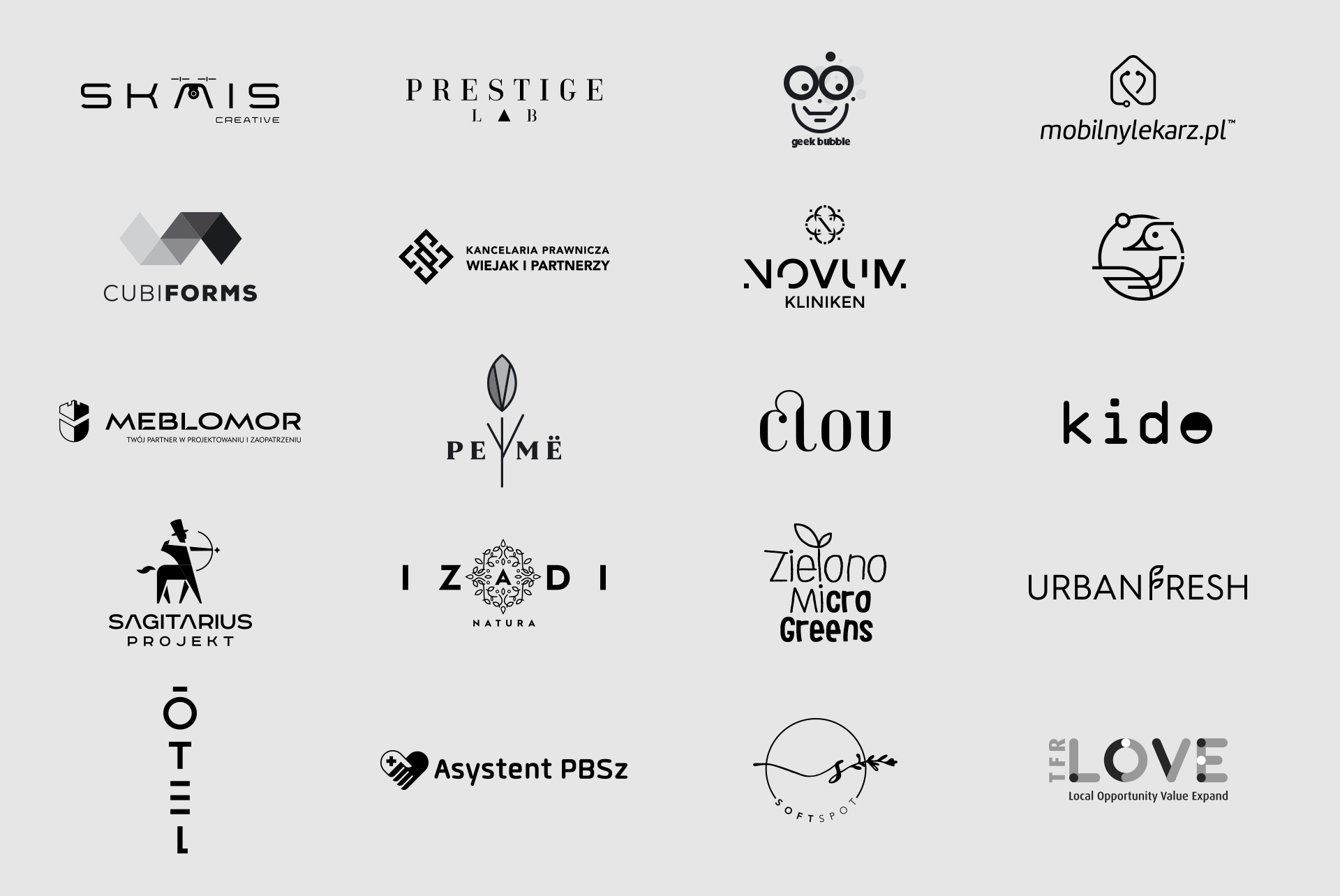 Logo Design Projekt Logo Logotyp Sign Marks Typography