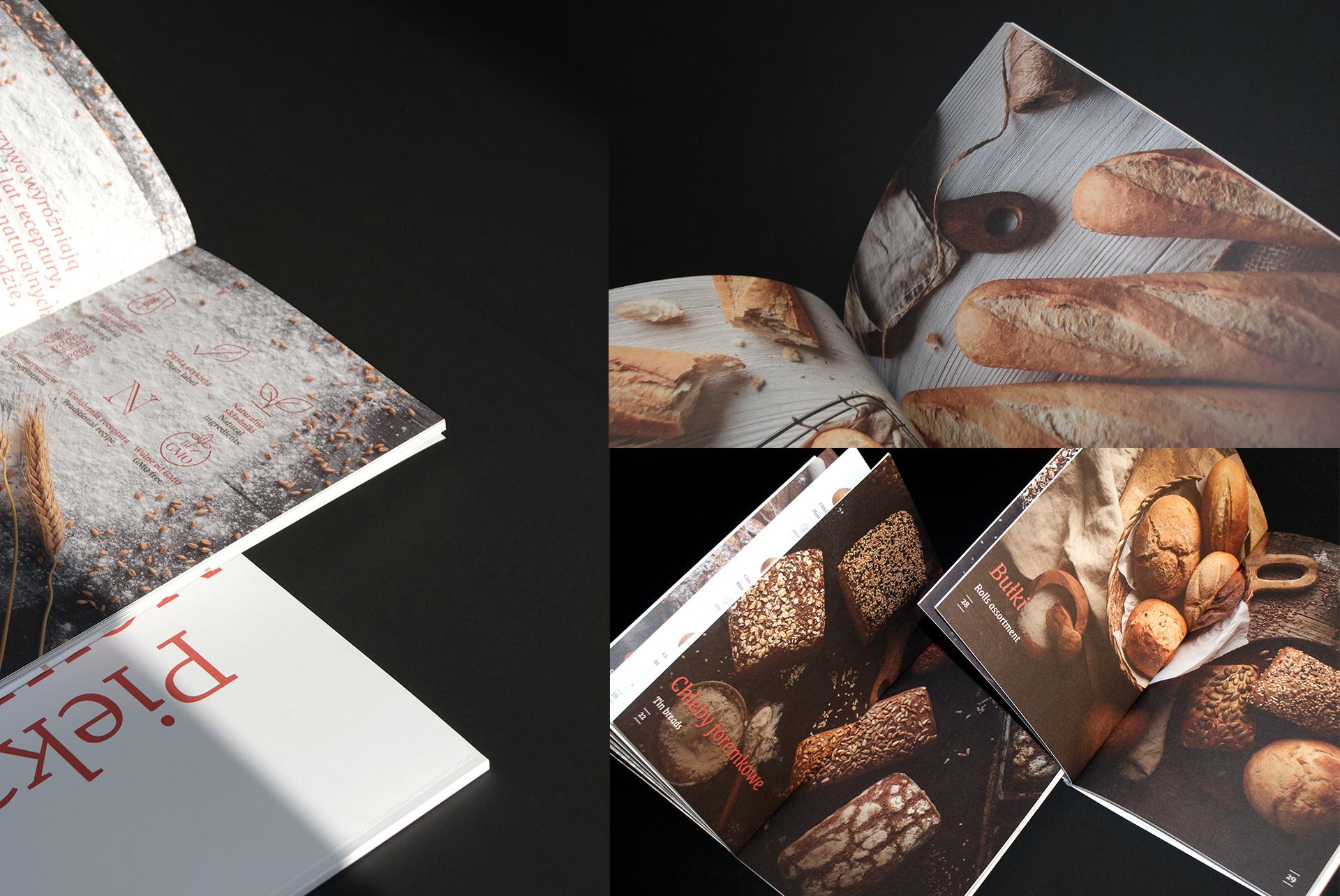 Folder Wizerunkowy Piekarnia