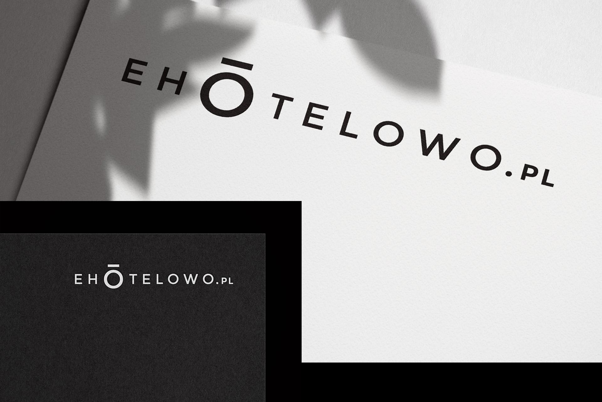 Branding Identyfikacja Wizualna Logo eHotelowo