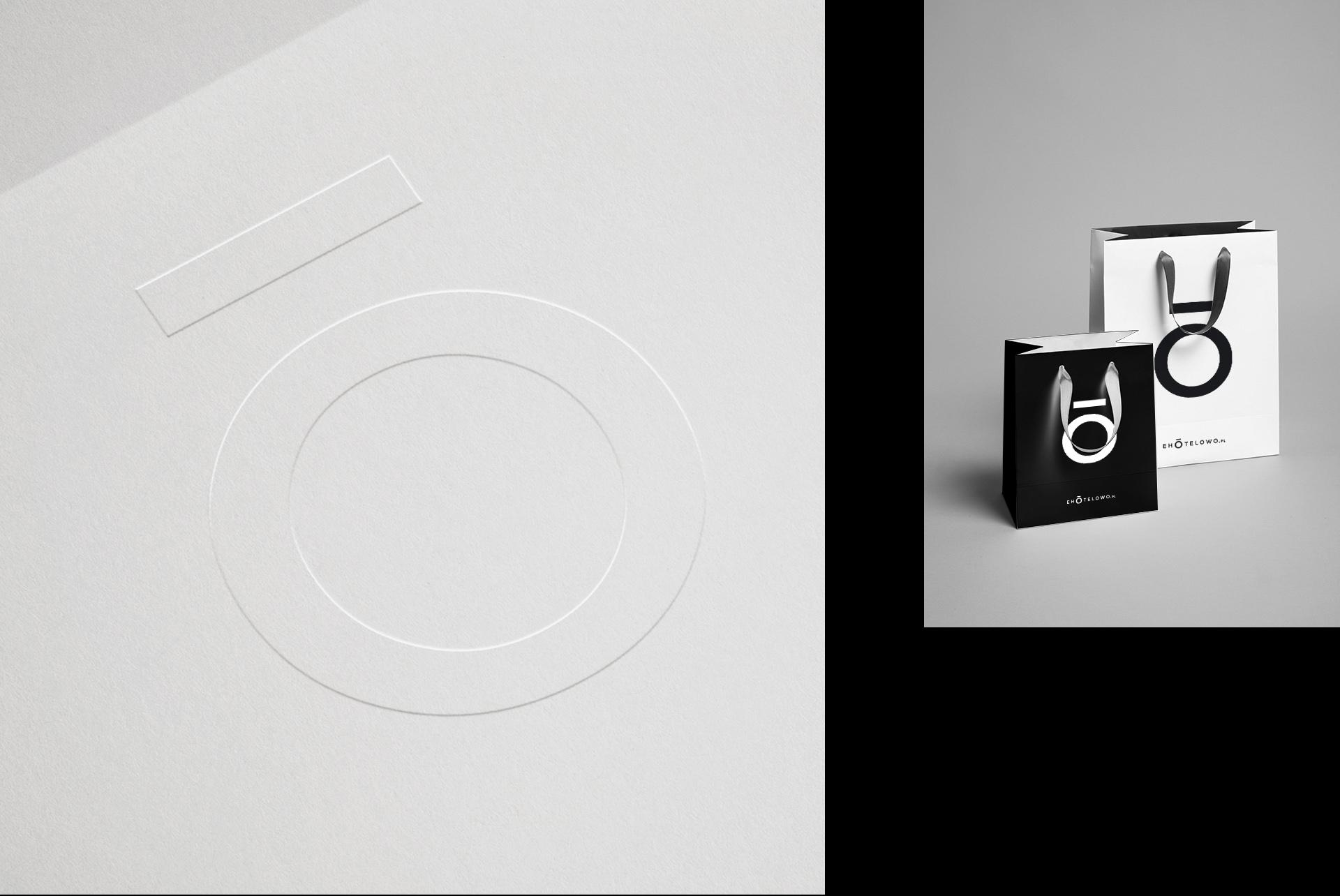 Corporate Identity Logo Design Bag design