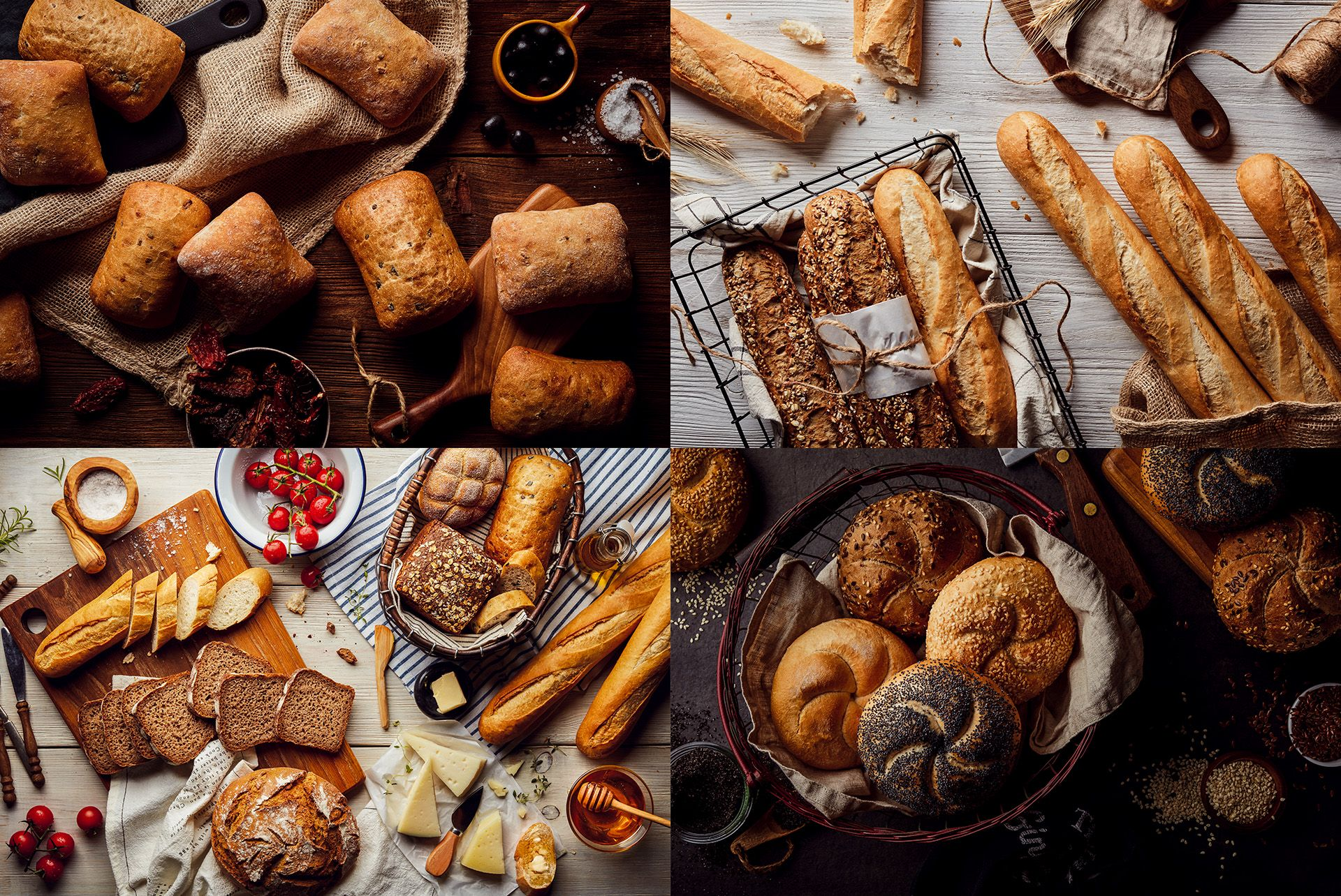 Sesja Produktowa Piekarnia Nowel