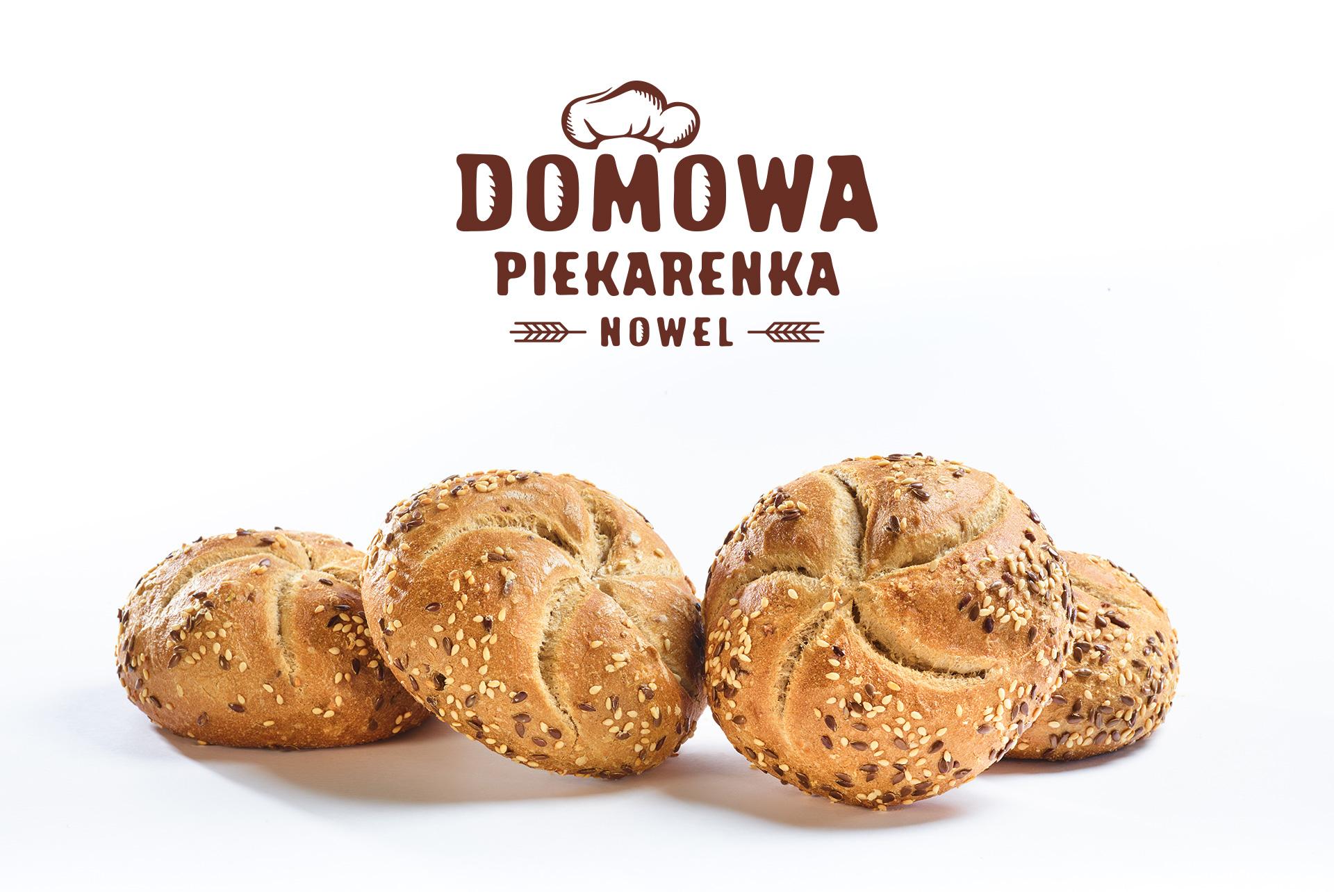 Logo Domowa Piekarenka Nowel