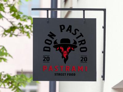 Street Food Restaurant Branding