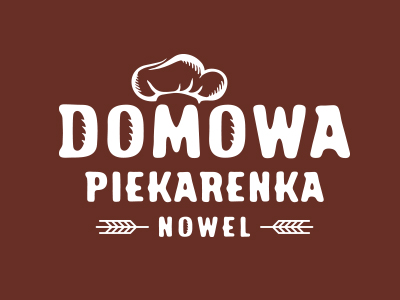 Projekt Logo Domowa Piekarenka