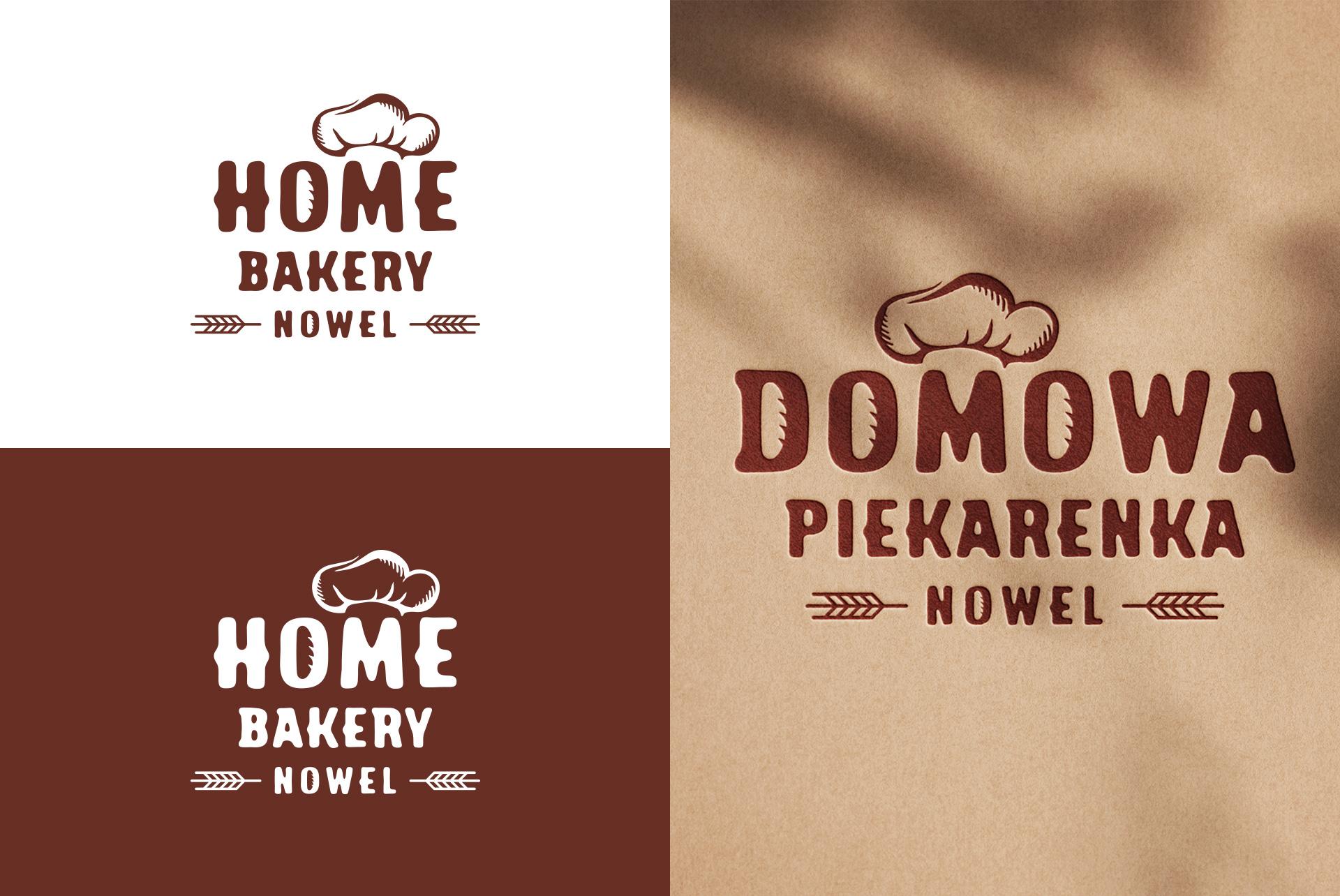 Logo Piekarnia Bakery Logo Design