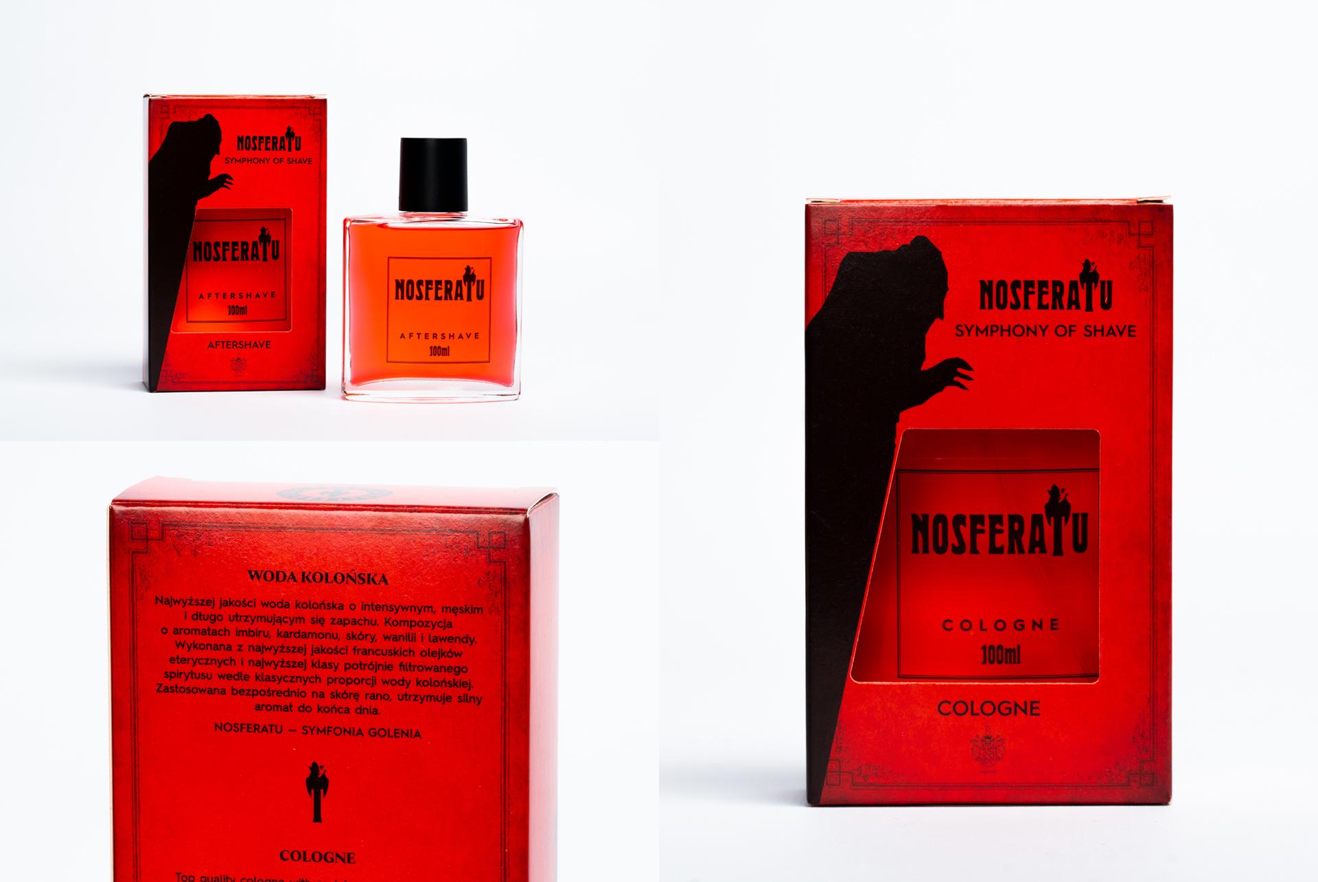 Nosferatu Branding