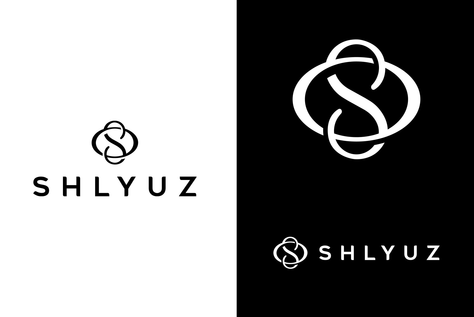 Men's cosmetics logo Shlyuz