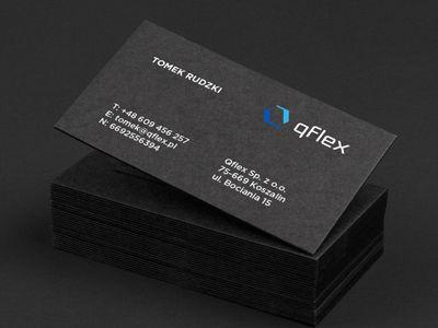 Identyfikacja wizualna Qflex